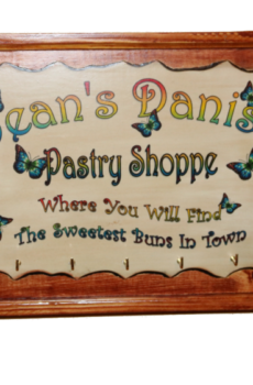 Pastry Shoppe sweetest buns in town