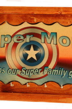 Super Mom Super Family A
