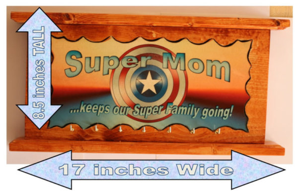 Super Mom Super Family B
