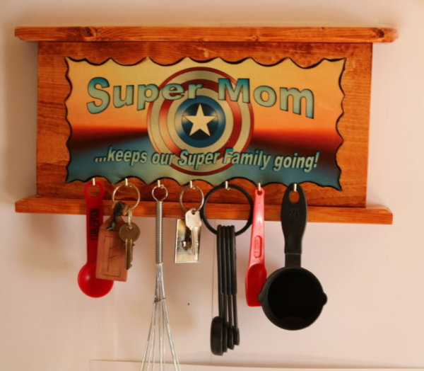 Super Mom Super Family C