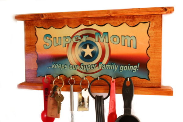 Super Mom Super Family D