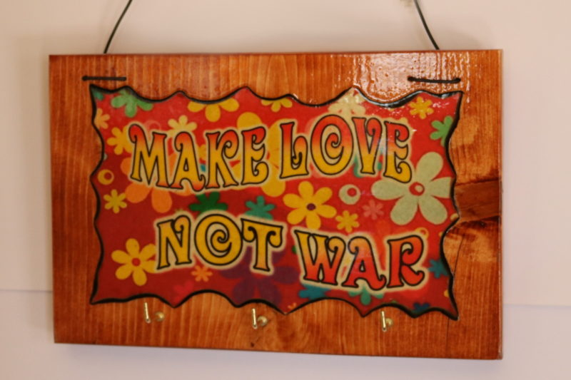 make love not war B