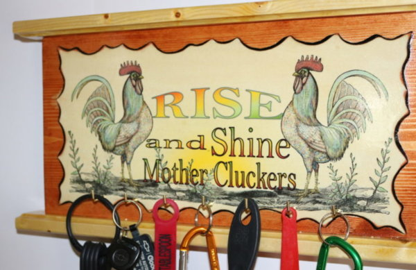 rise shine mother cluckers E