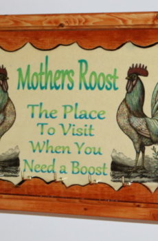 mothers roost for a boost a