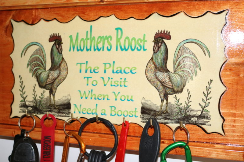 mothers roost for a boost e