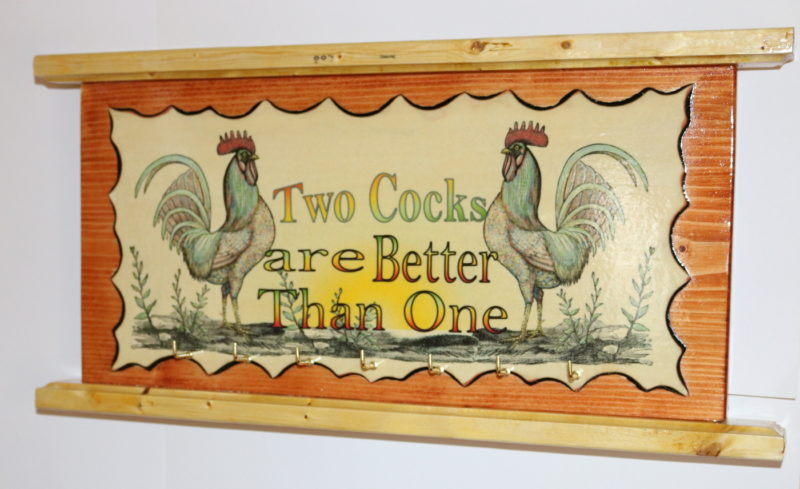 rooster two better than one A