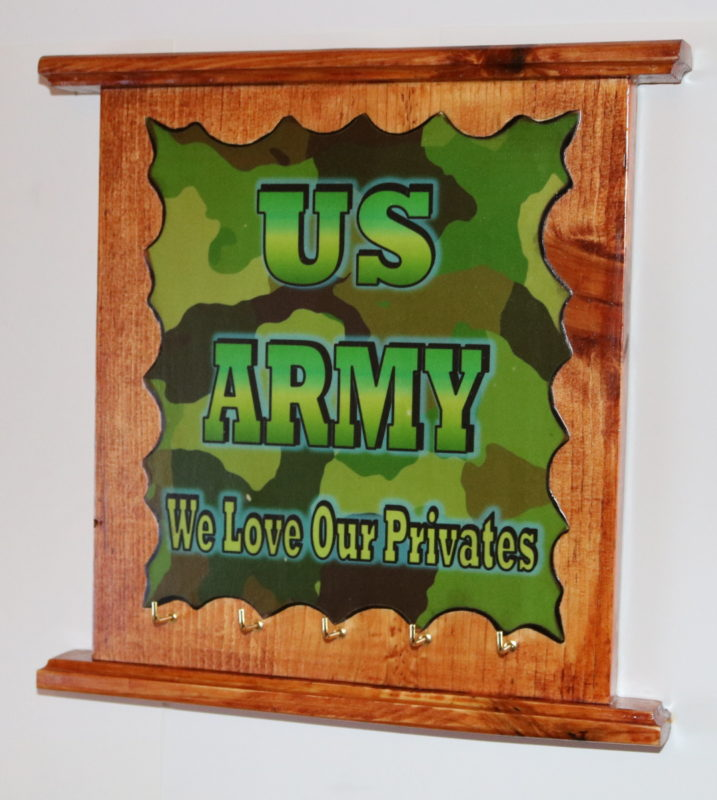 US Army we love our privates 5 key a