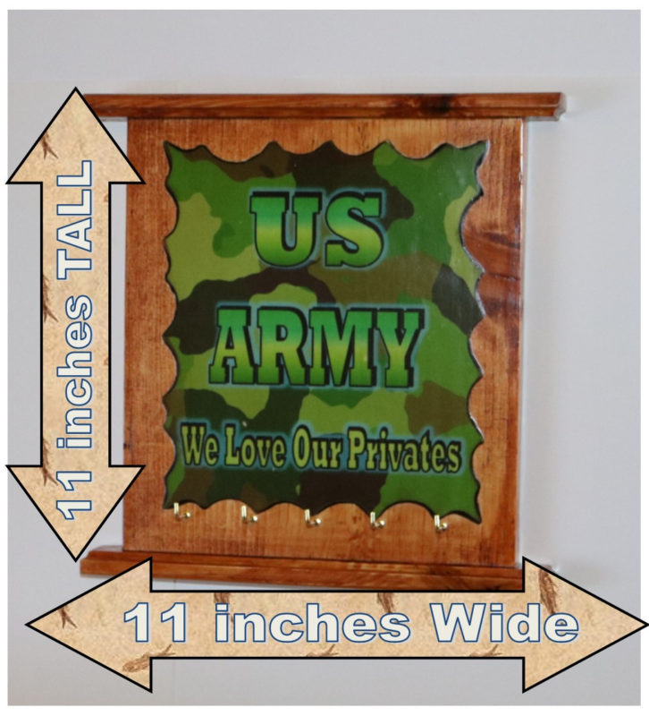 US Army we love our privates 5 key b