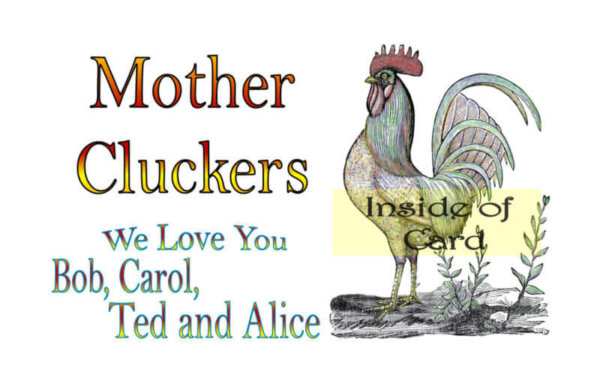 Mother Cluckers inside