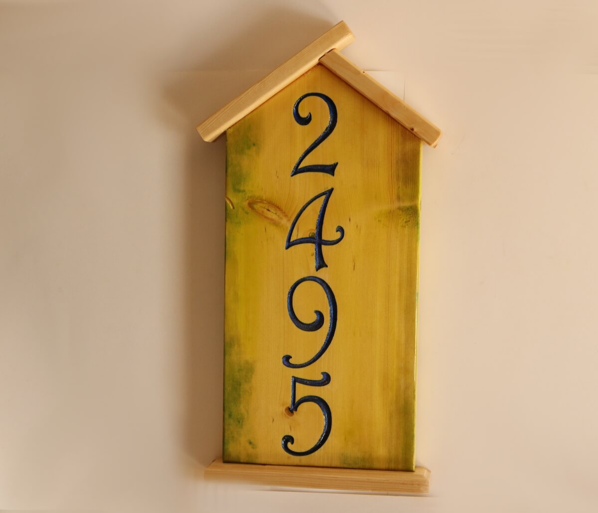 Bird House Address Number B