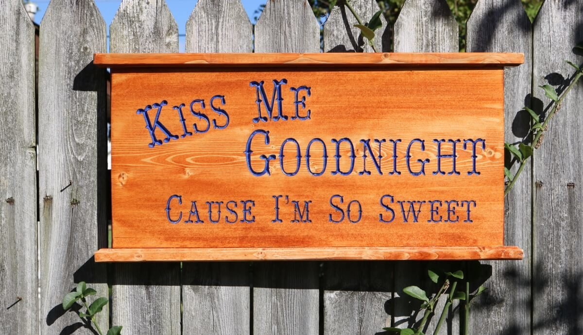Kiss Me Goodnight 20 A