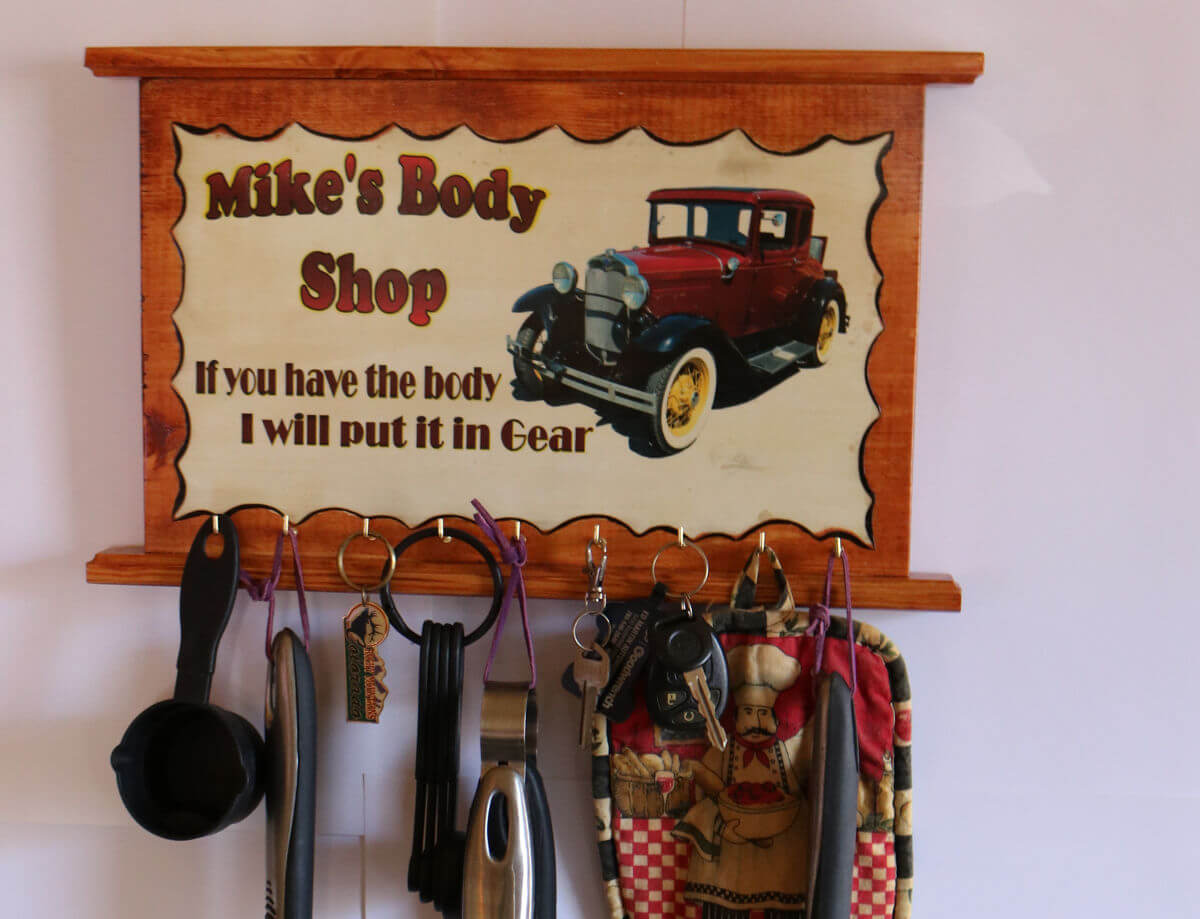 Mike Auto Body D