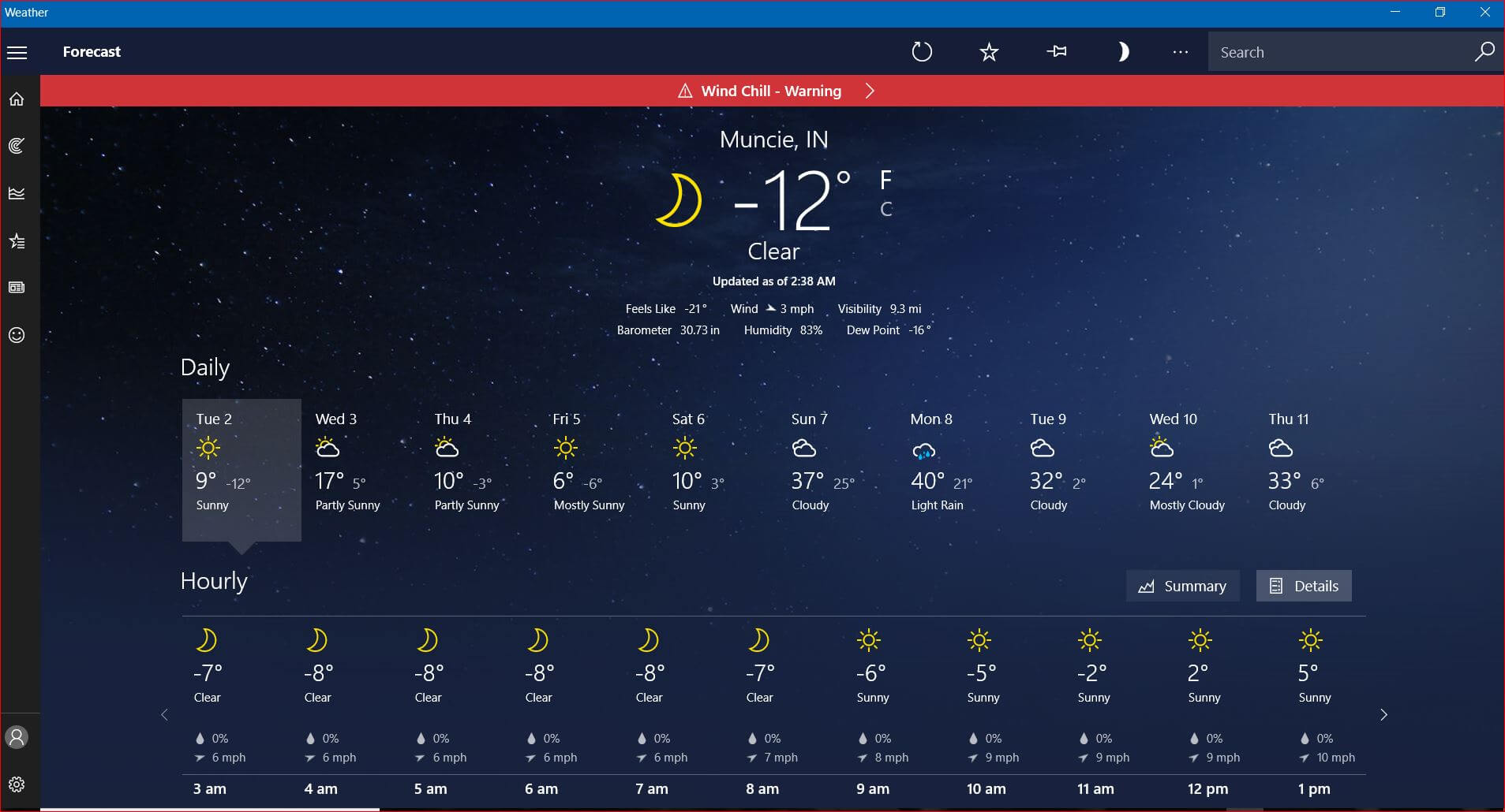 Oh Baby Its Cold