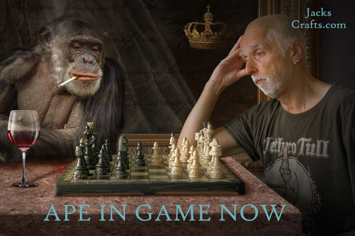 Ape In Game Now