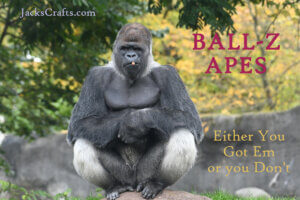 Ball Z Apes